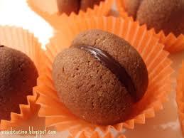al cioccolato bacio