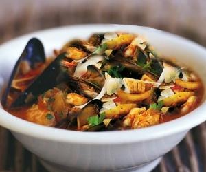 zuppa di pesce 1