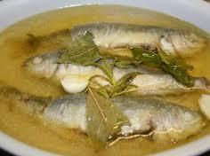 pesci agliati