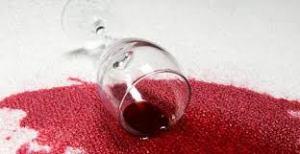 macchia di vino